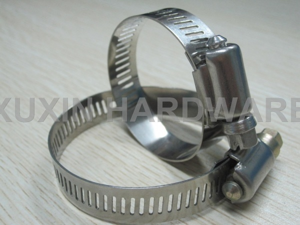 Gerneral Purpose Stainless Steel Hose Clamp