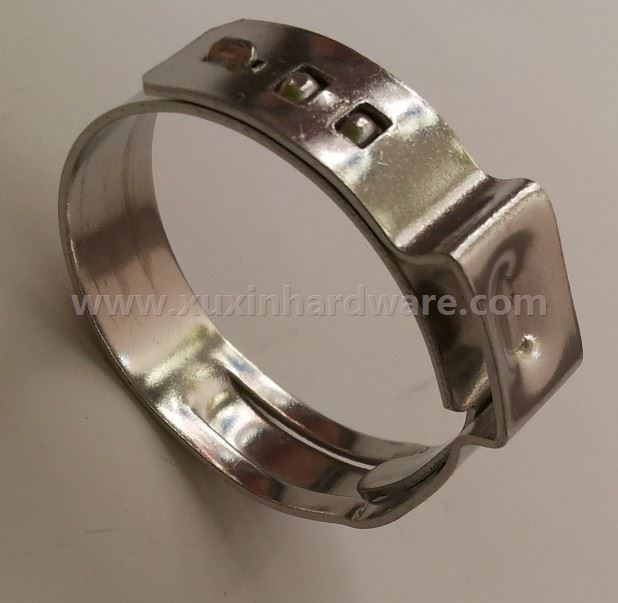 EAR CRIMP HOSE CLAMP
