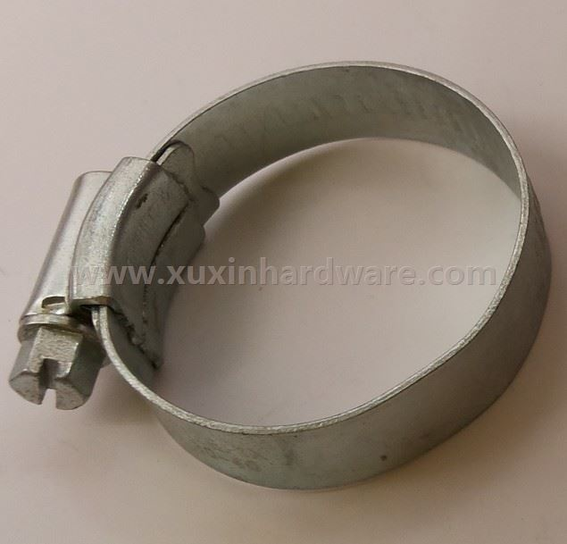 BRITISH STANDAR HOSE CLAMP CLIP