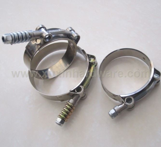 UNIVERSAL TURBO HOSE PIPING CLAMP