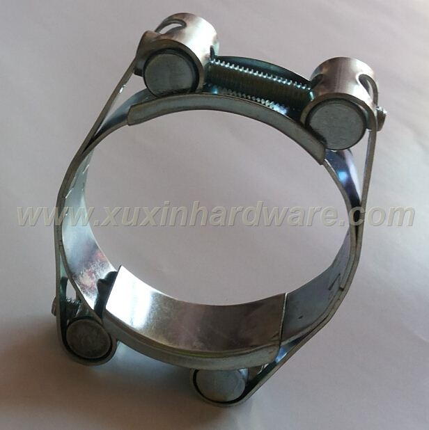 STAINLESS STEEL 300SERIES HEAVY DUTY TURBO/EXHAUST HOSE CLAMP