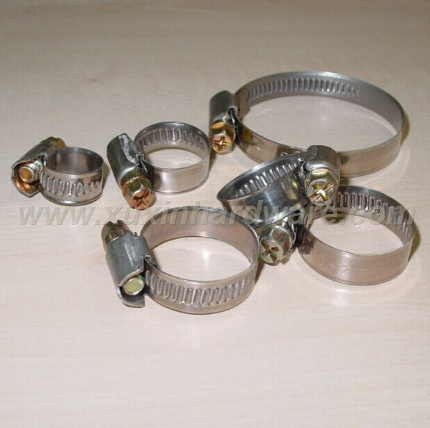 HOSE CLAMPS CLIPS IN GERMAN TYPE