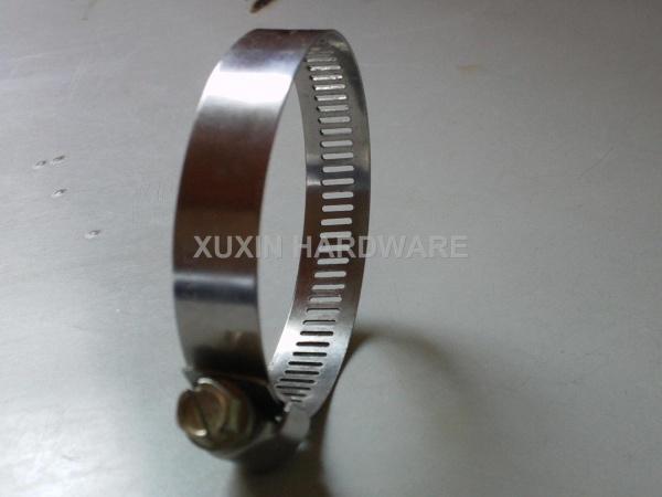 worm gear American hose clamp,tube clips