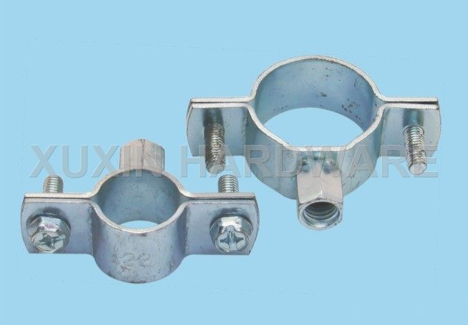 standard pipe  clamp with hanger bolt and combi nut