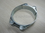 Two Bolt Hose Clamp