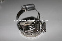 Slotted band W4/W5 Type American Hose Clamp