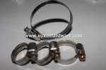 German type nonmagnetic   metal hose clamp