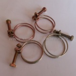 Stainless steel hose and pipe clamps