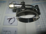 Stainless steel T type hose clamp