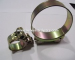 HIGH TORQUE ONE BOLT HOSE CLAMP