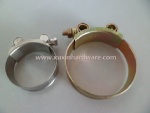 T type super duty used hose clamp