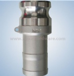Type E hose adaptor