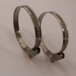 W4 ALL STAINLESS STEEL OEM HOSE CLAMP