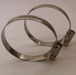 HOSE CLAMP FOR SILICON SOFT HOSE TUBING