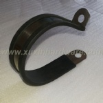 P TYPE METAL CLAMPS WITH CUSHION