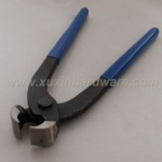 EAR CLAMP PINCER WITH STRAIGHT JAW